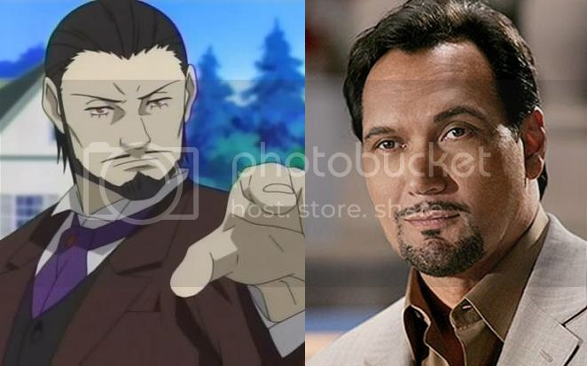 Amshell- Jimmy Smits