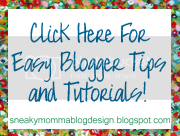 Blog Tips by Sneaky Momma